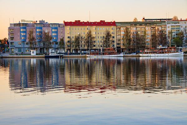 Savonlinna Waterfront