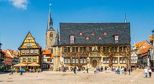 Quedlinburg Market Square