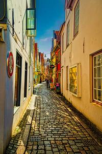 Bremen Medieval Street
