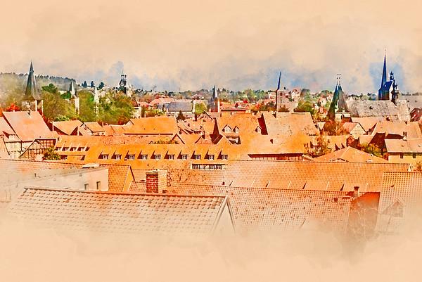 View Over Quidlinberg