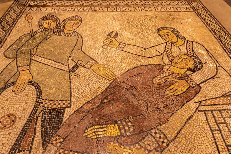 St. Gereon Romanesque Mosaic
