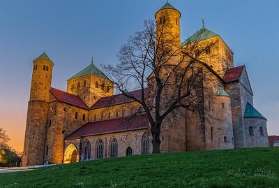 Saint Michael's Chruch Hildesheim