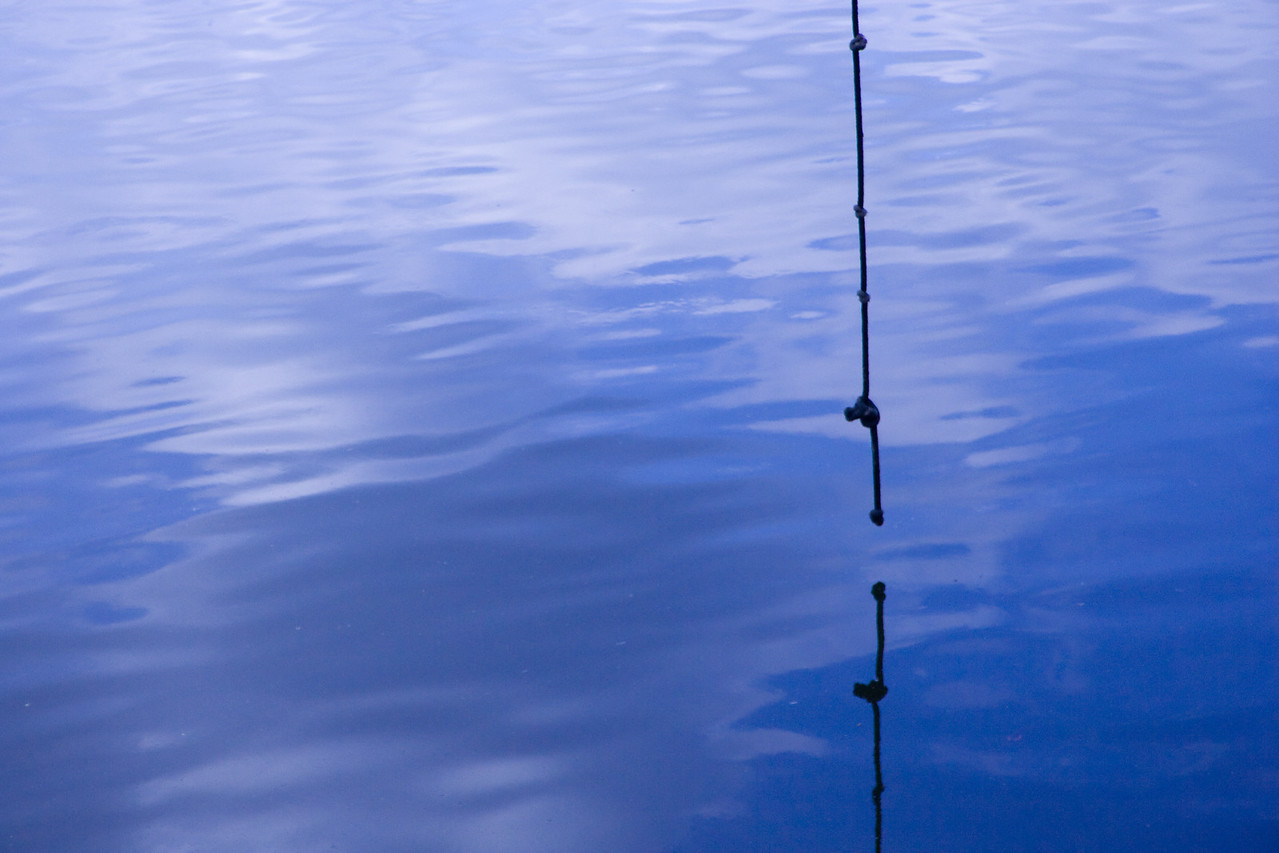 Rope over water (1 of 1)