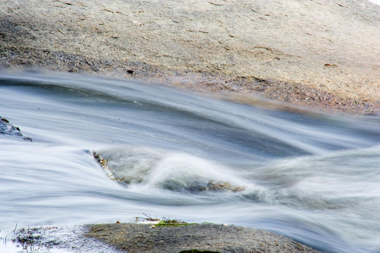 Water over Rocks-1