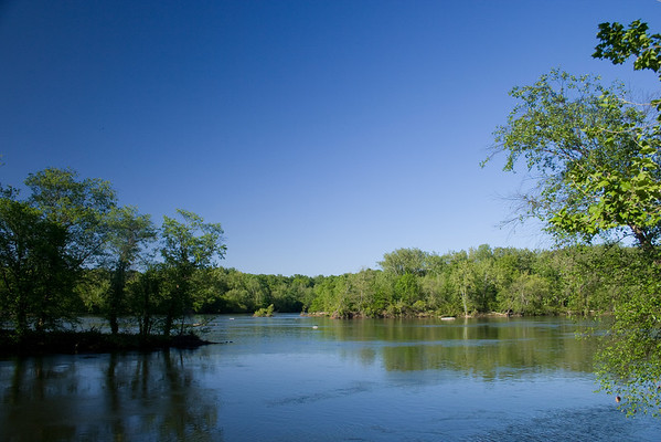 James River in Spring (1 of 1)