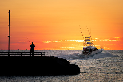 Jupiter Inlet Sunrise