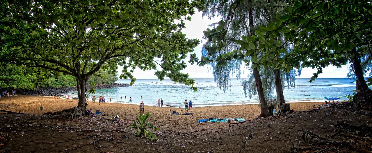 Kauai Napilli End of the Road Beach
