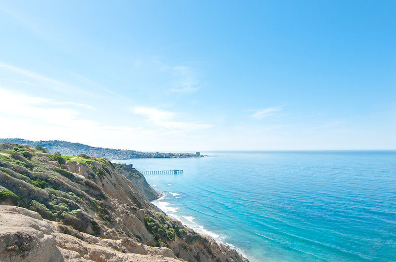La Jolla Farms, Scripps Pier, La Jolla Shores, La Jolla Cove