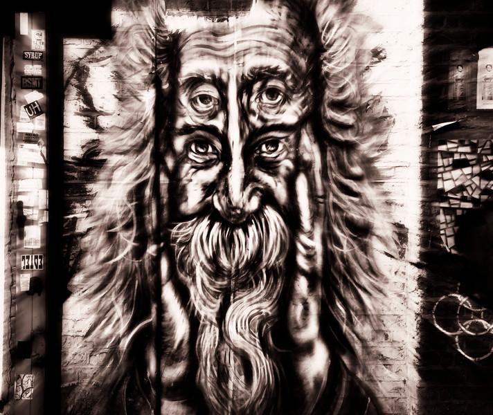 Street Art Blur 2