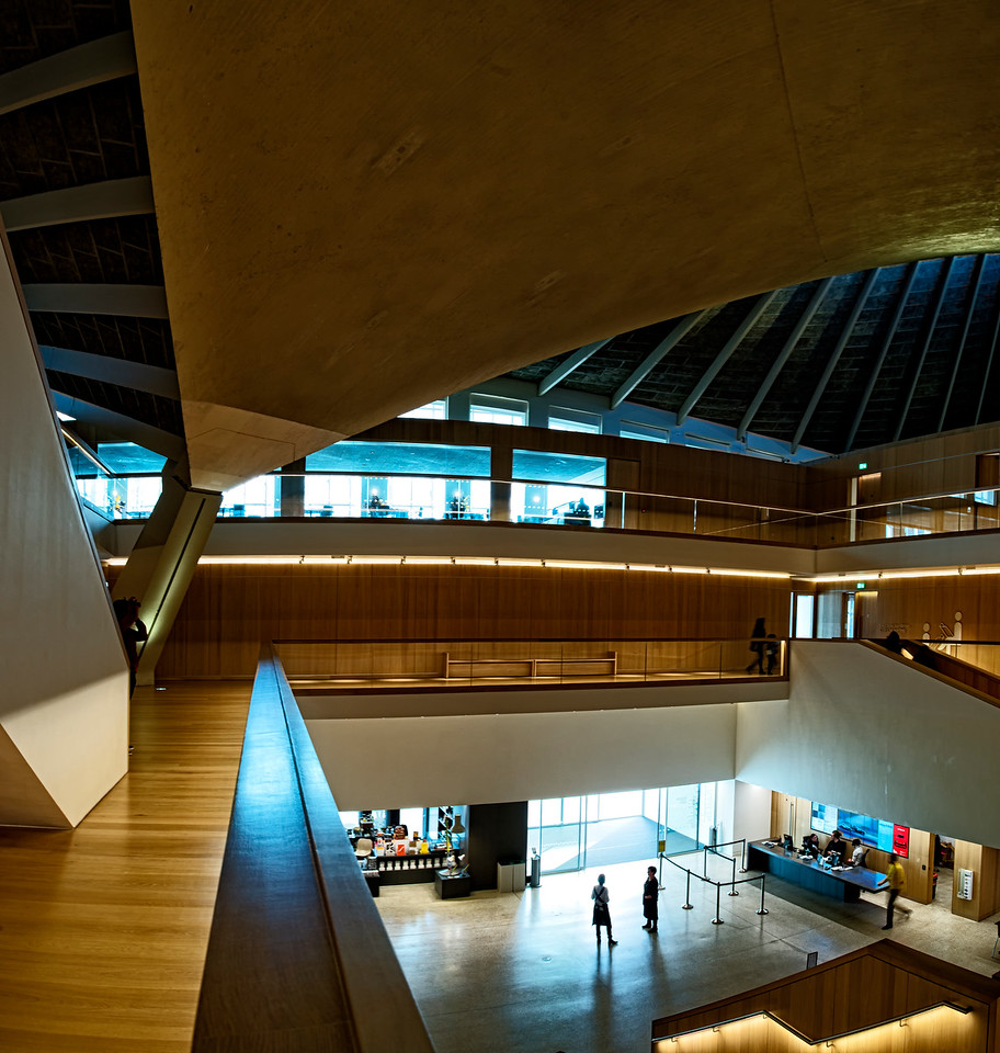 The Design Museum Pano
