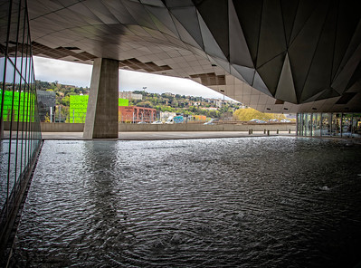 Musee Confluence underneath 2