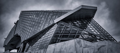 Musee Confluence Lyon France