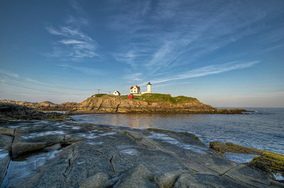 Nubble in Blue