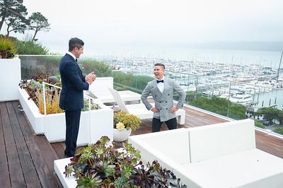 Matt & Marco's Wedding