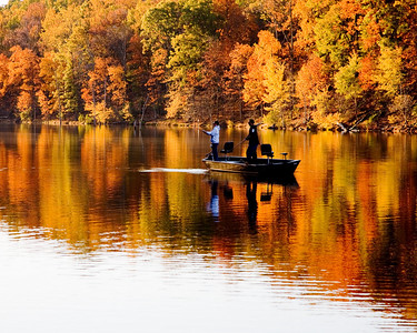 Autumn Fishing