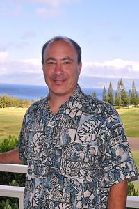 Me at the Plantation Maui.