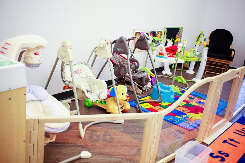 YMCA Kids-Camp-Building