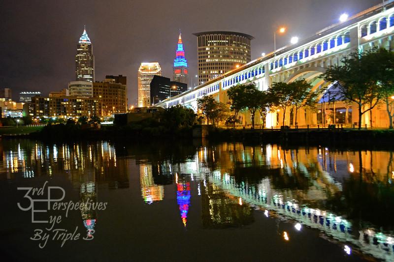 Cleveland Rocks - Cleveland, Ohio - USA