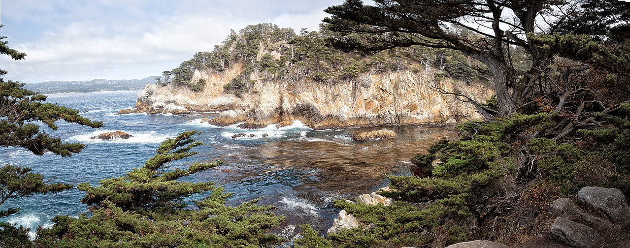 Point Lobos - Pano