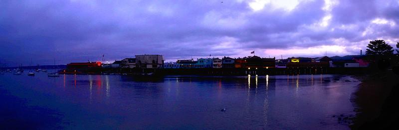 Monterey Pier Pano