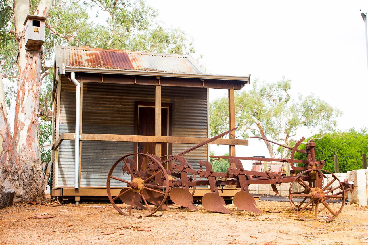 Ted Porter Cottage