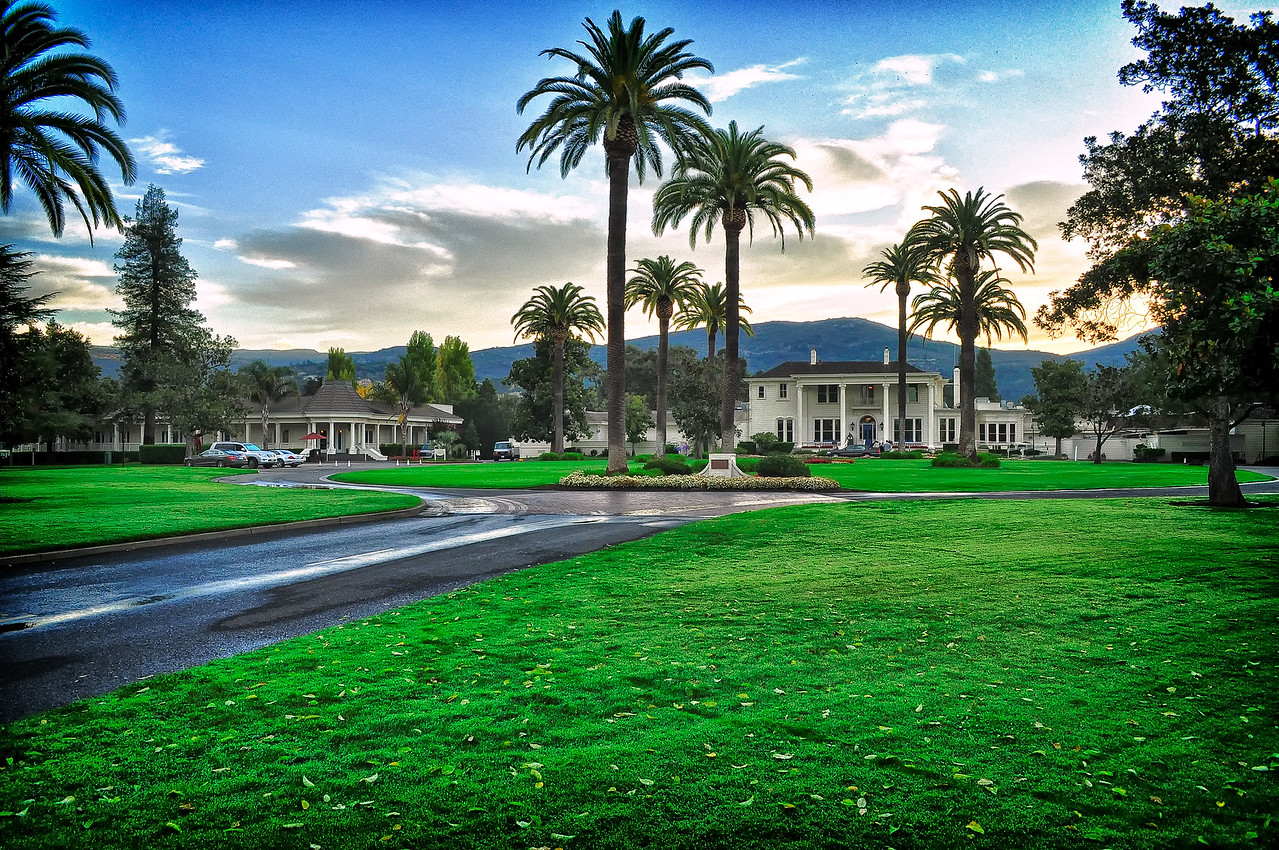 Beautiful Silverado resort and spa
