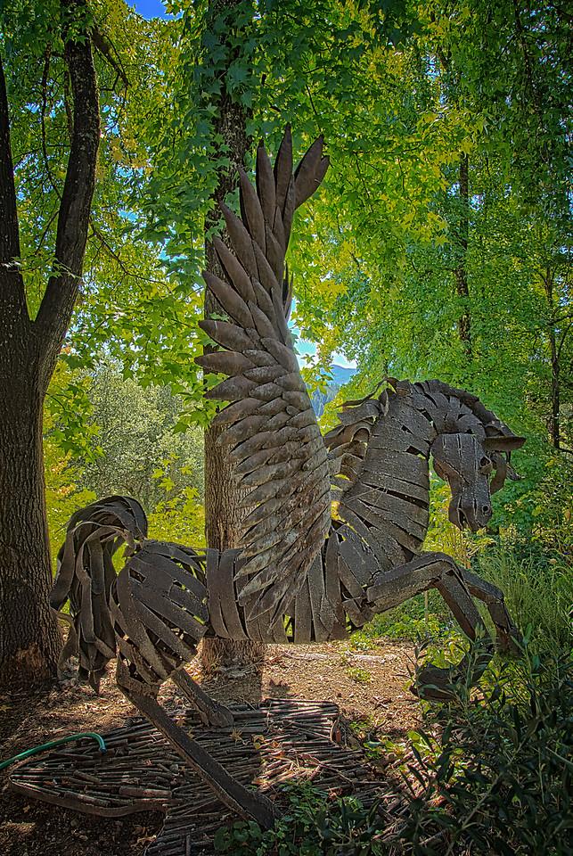 Iron Pegasus