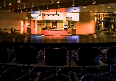 Chef & Celebrity TV Studio