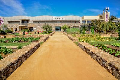 Culinary institute America at Copia Napa