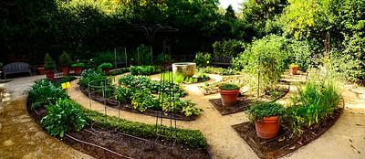 Berringer secret vegetable & herb garden