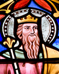 Stained Glass King