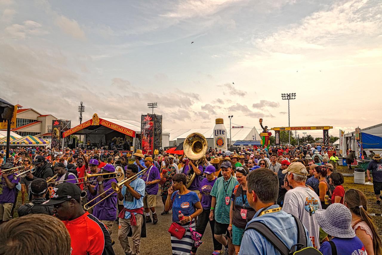 2016 Jazz Fest
