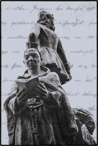 French - Christians - Native Americans