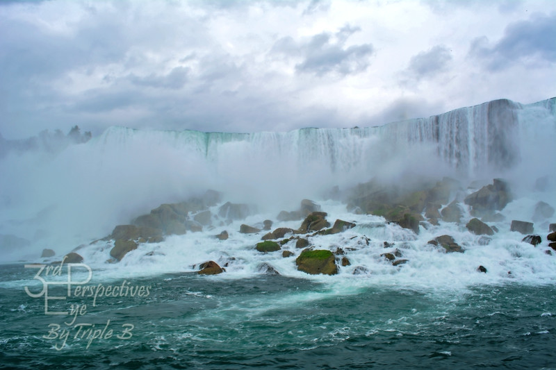 From the Boat - Niagara Falls, New York - USA