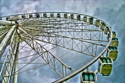 Skywheel Niagara Falls Ontario