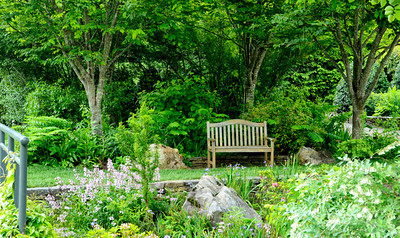 #041-Stream Garden
