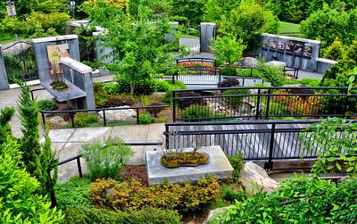 #038-Bonsai Garden