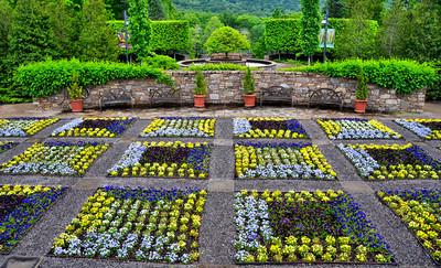 """#031-Quilt Garden """"Spools"""""""