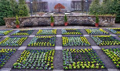 #018-Quilt Garden
