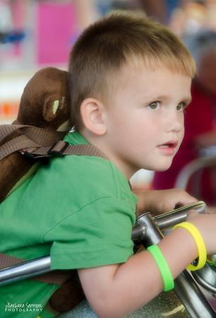 North Carolina Mountain State Fair ~ Fletcher, NC