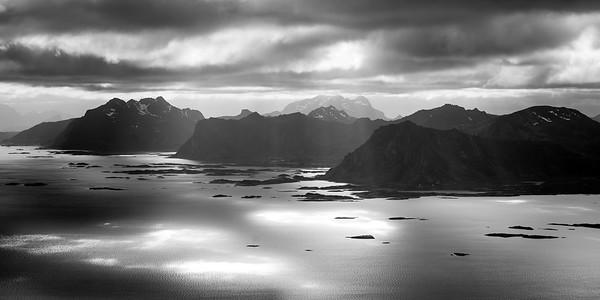 Henningsvaer Fjords