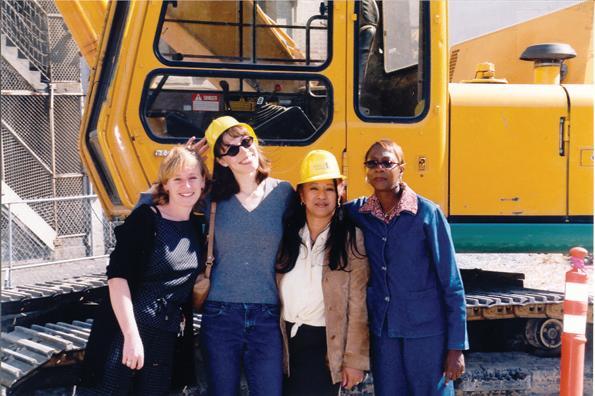 Community Affairs team 2003