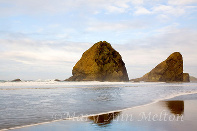 Pistol Beach, Oregon