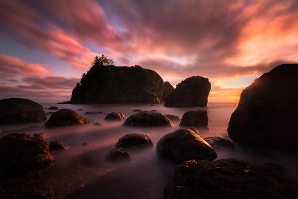 Coastal Scenes