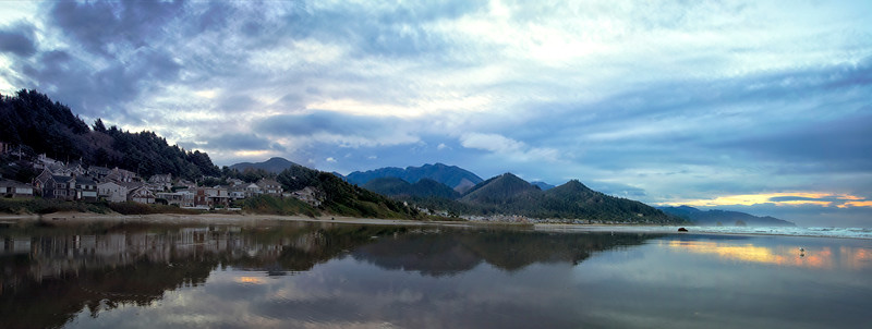 Cannon Beach Pano