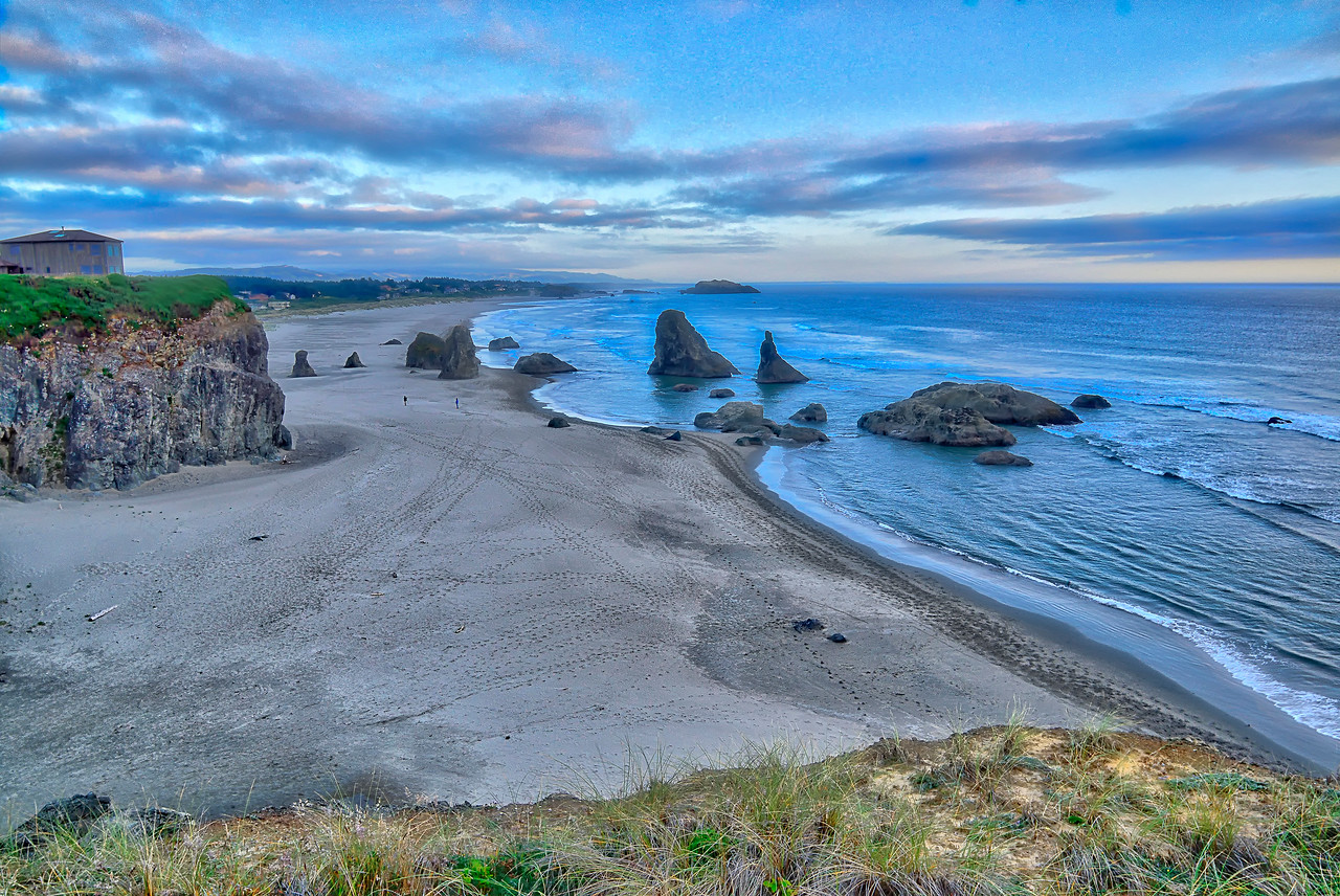 Brandon Beach HDR 1