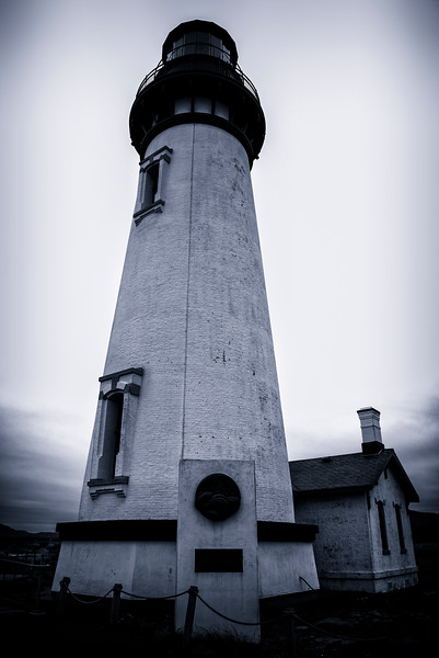 Yaquina Head Lighthouse Oregon