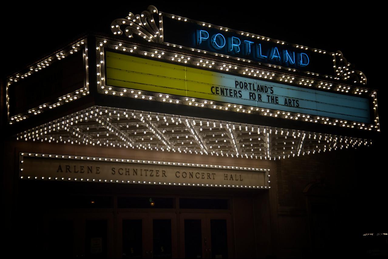 Portland and art