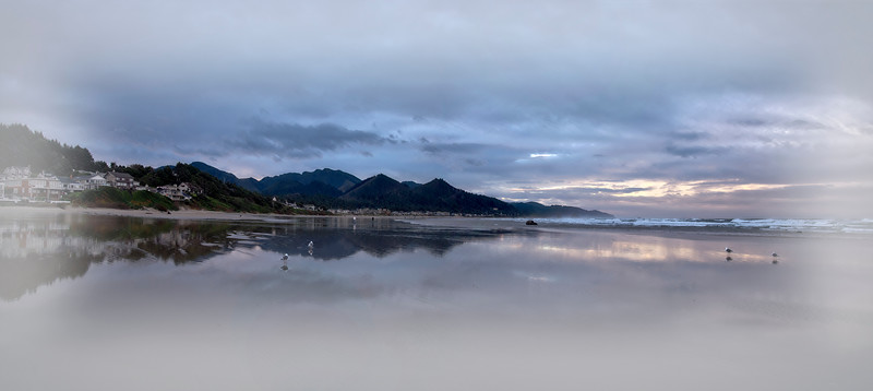 Cannon Beach Pano 3