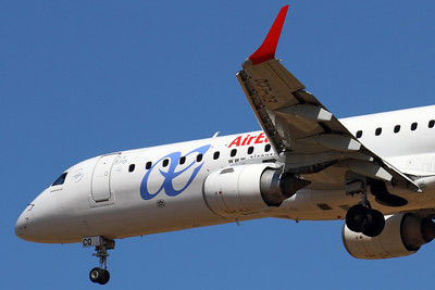 Reg: EC-LCQ Operator: Air Europa Type:  Embraer ERJ-195LR		   C/n: 19000303 Location:  Palma de Mallorca - Son San Juan (PMI / LEPA), Spain        Photo Date: 10 June 2013 Photo ID: 1300728